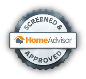 HomeAdvisor Screened & Approved by HomeAdvisor