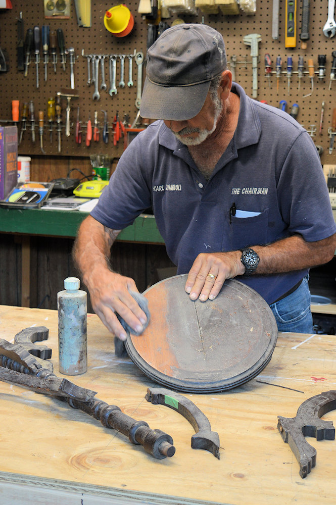 Karl Trimboli - Michigan Furniture Repair & Restoration Specialists