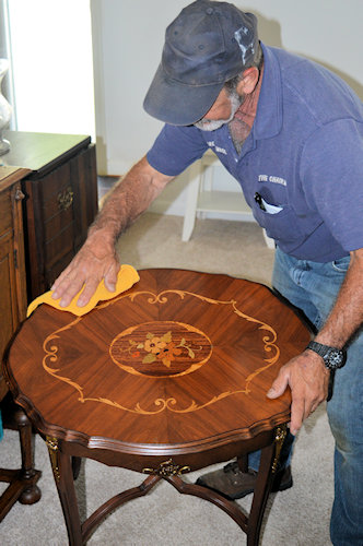 Wood Furniture Repair & Restoration in Michigan
